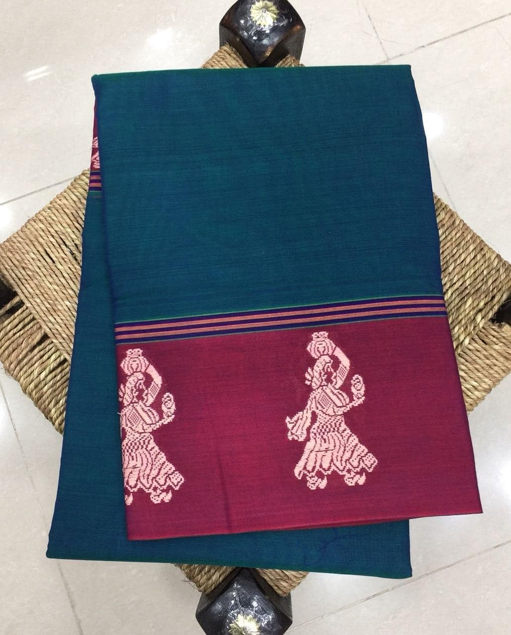 Siddipet Gollabhama cotton sarees directly from Weavers