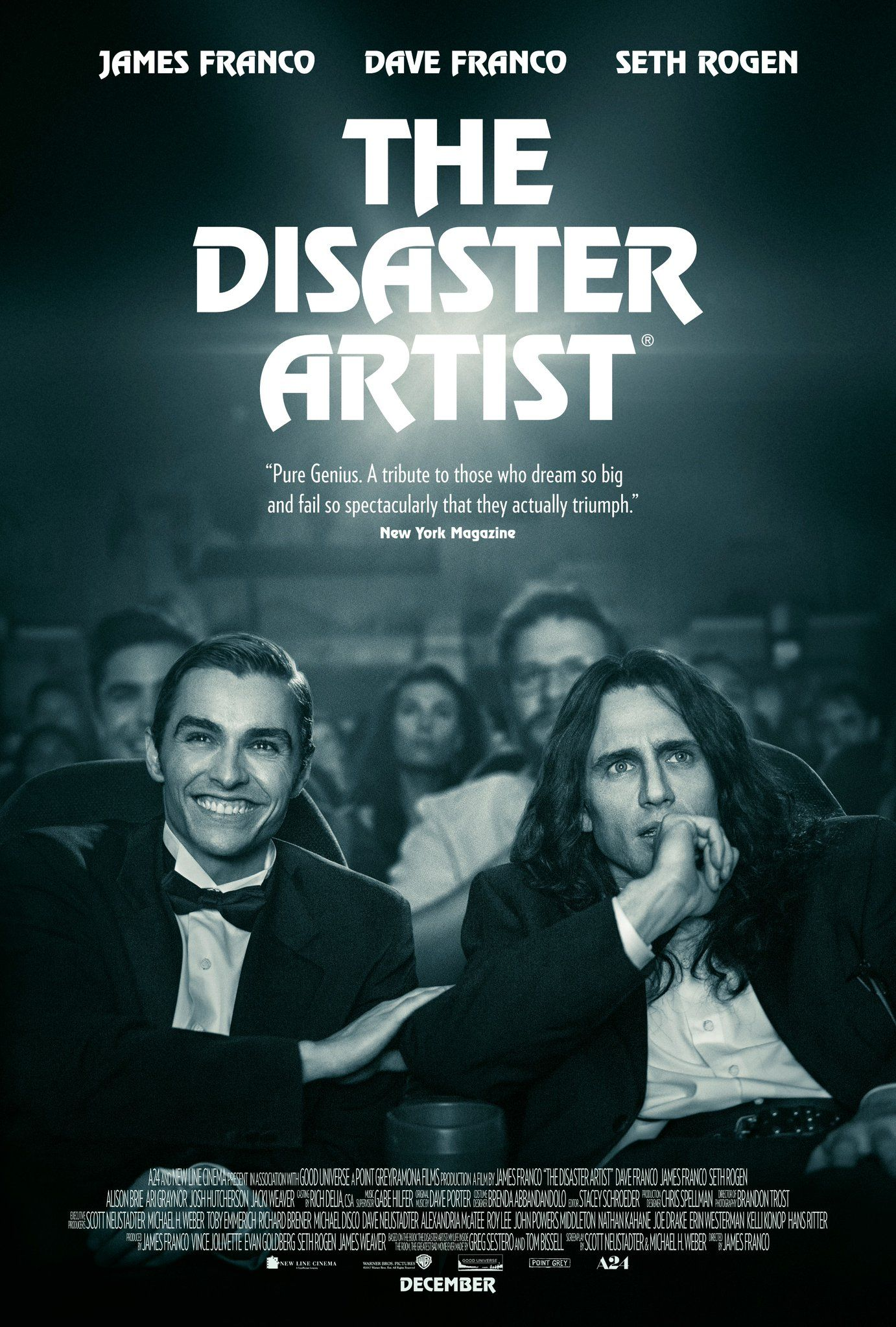 New The Disaster Artist Poster A24 Evanino Com