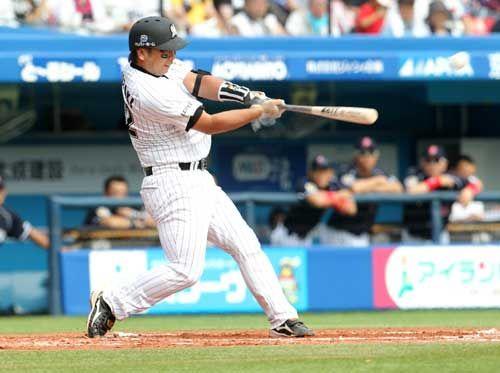 【ロッテ】里崎100号王手「そのうち」 - プロ野球ニュース