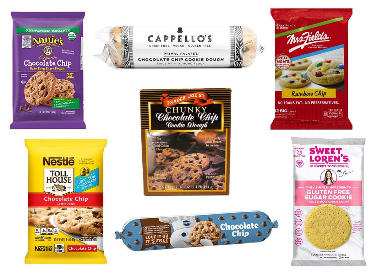This Is the Best Store-Bought Cookie Dough (With images ...