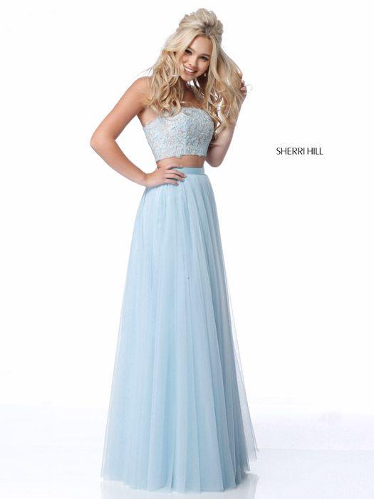 Sherri Hill at the Prom Store in St. Louis Missouri Sherri Hill ...