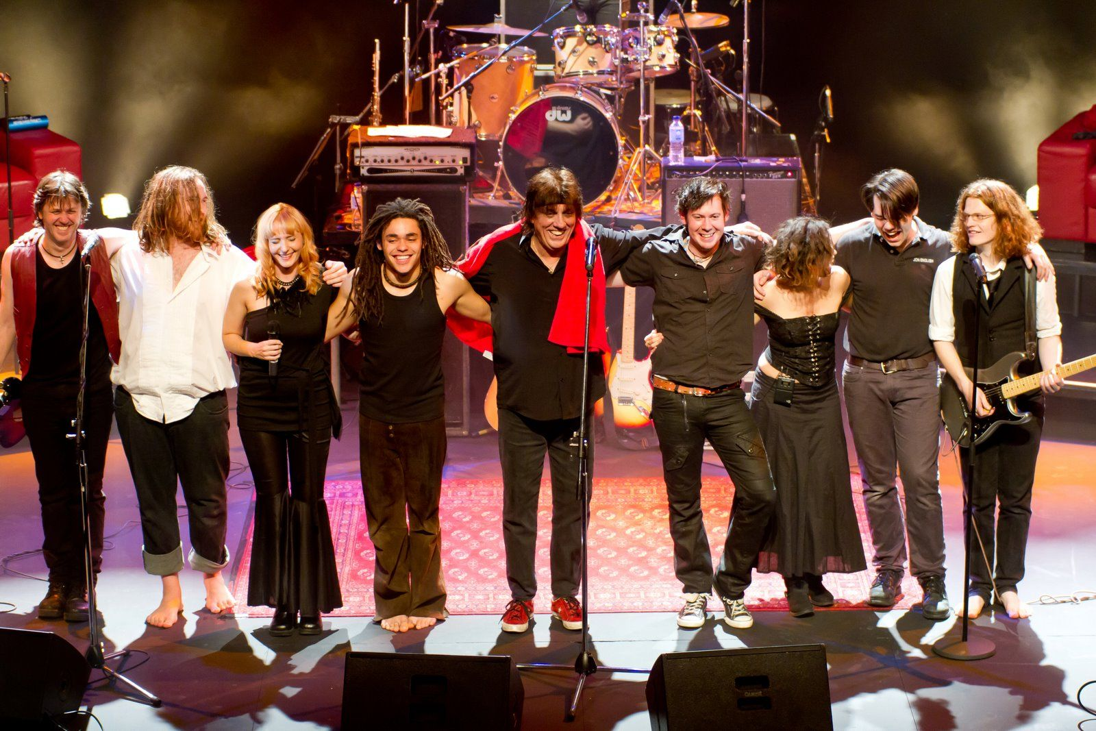 The Rock Show  The best of the 2 Live Rock Shows. Amazing cast