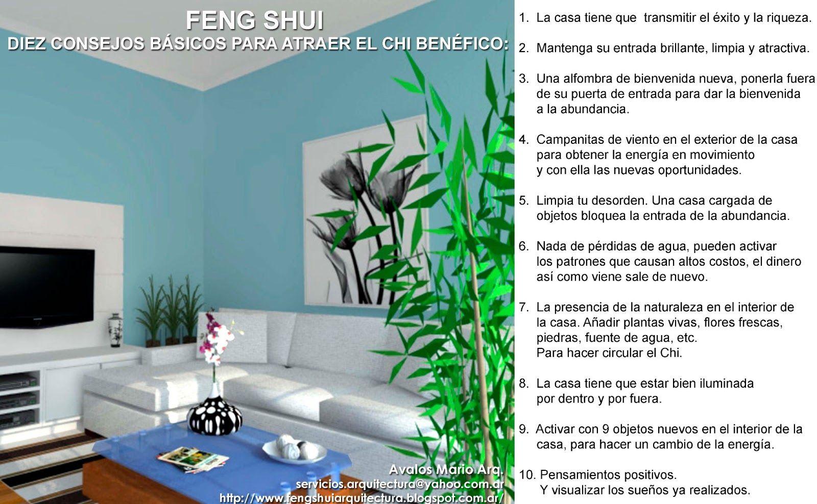 Consejos Basicos De Feng Shui Feng Shui Casa Feng Shui Diseno