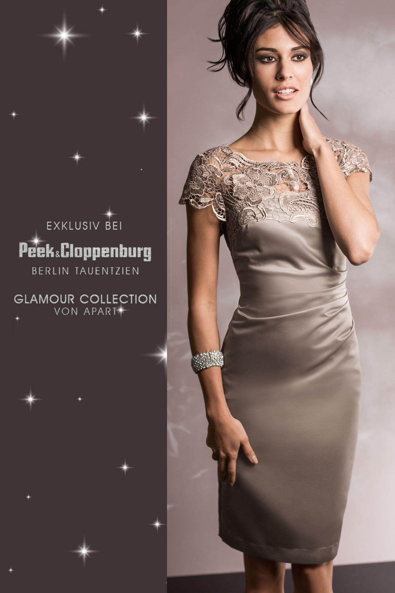 Jetzt NEU: APART´s Glamour Collection exklusiv bei Peek&Cloppenburg ...