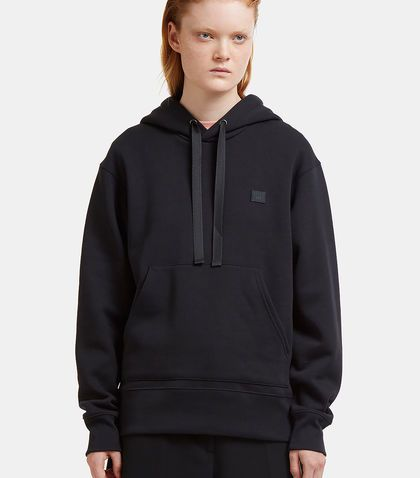 Supply For Sale Cheap Sale Clearance Store Ferris Face Motif Hooded Sweater Acne Studios Pre Order Online Purchase Online kY47xyaBZ