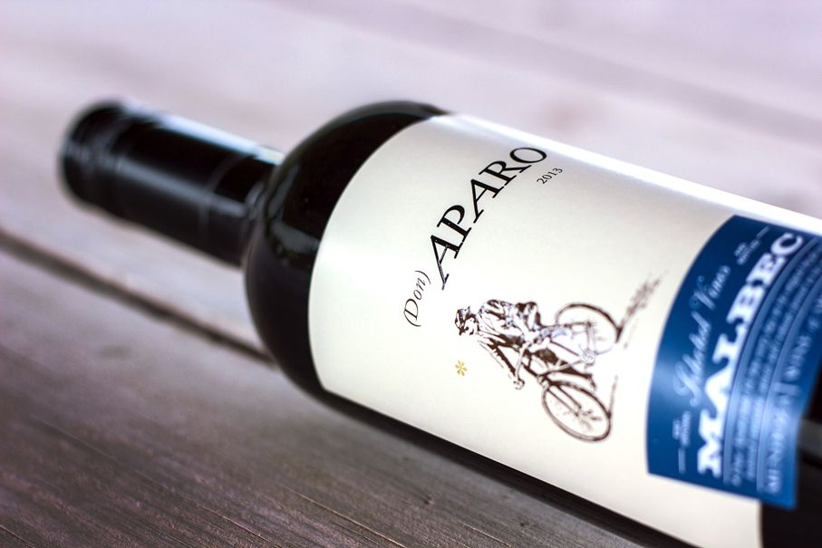 Don Aparo Wine — The Dieline - Branding & Packaging
