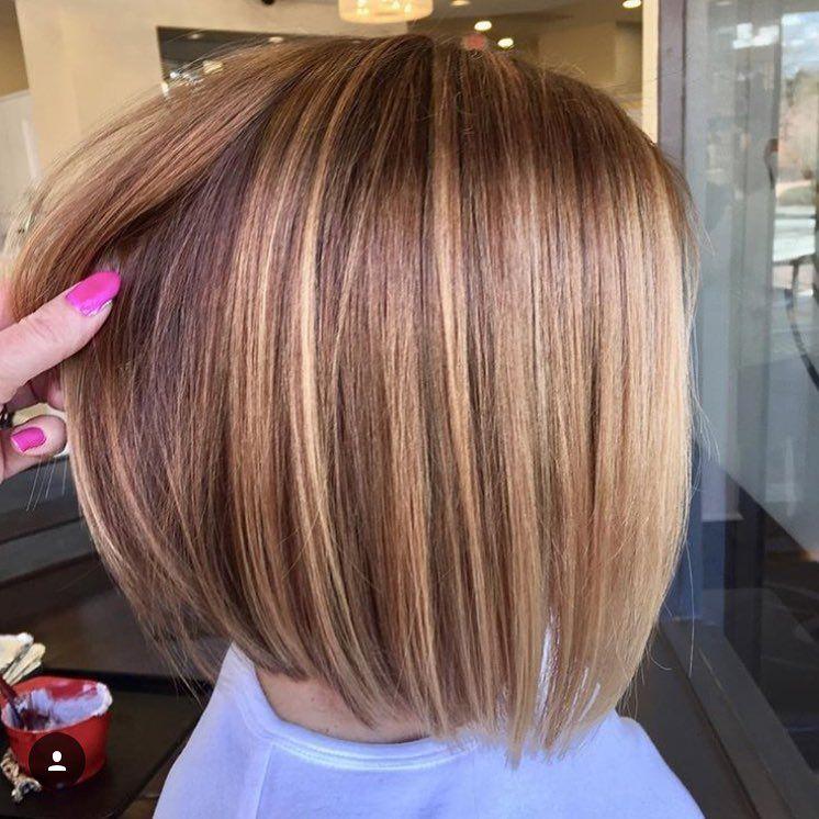 Schone Farbe Und Bob Von Goodbabyguide Frisuren Kurzhaarschnitte Haarschnitt Kurz