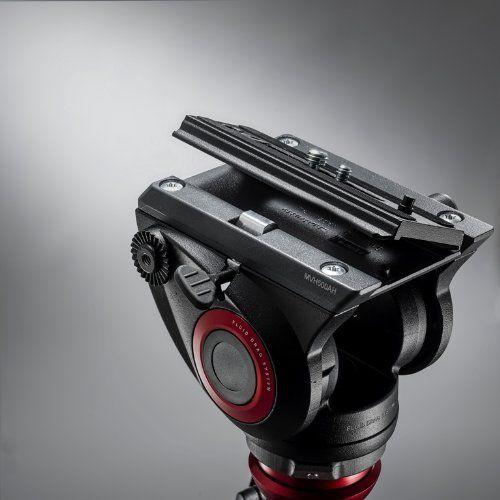 Manfrotto Mvh500ah Flat Base Pro Fluid Head Black Http Www Discountbazaaronline Com Manfrotto Mvh500ah Flat Base Pro Fluid Head Blac Videos Kameras Basen