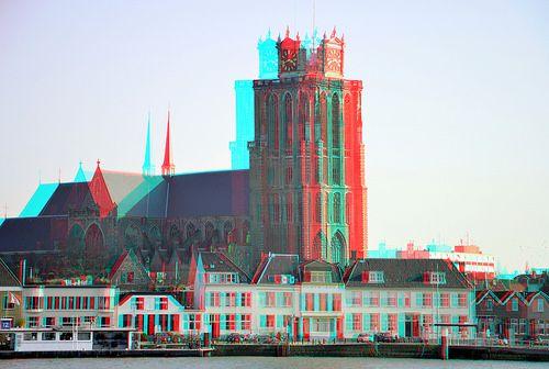 Grote Kerk Dordrecht 3D