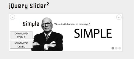 div要素にして画像もテキストもリンクもまとめてスライドさせる「jQuery Slider2」