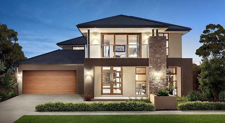 Carlisle homes barwon mk2 visit - New home designs melbourne victoria ...