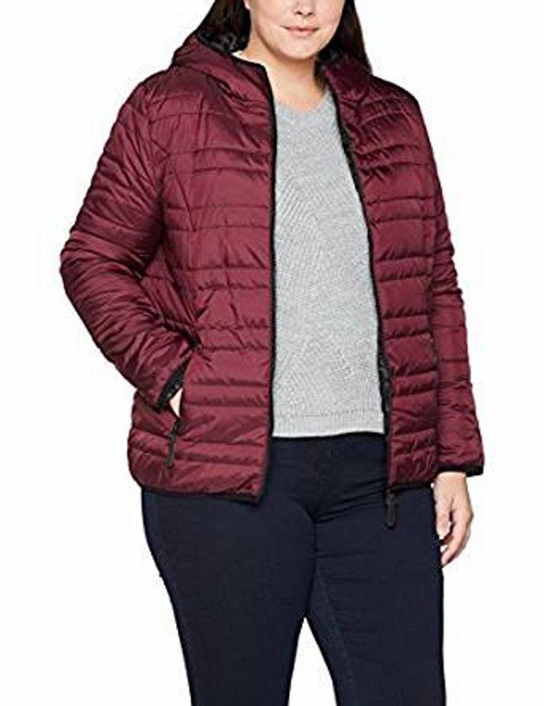 giacca piumino donna taglie forti 60 xxl 62 3xl 64 4xl 66 5xl invernale  91150 36a102274e1