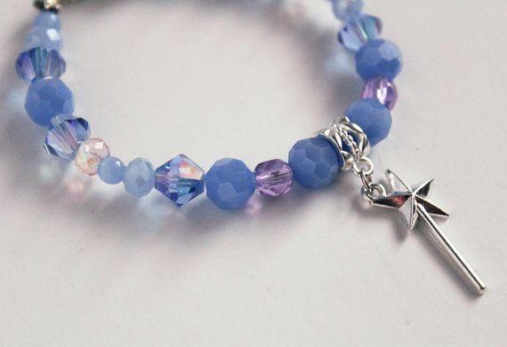 Fairy Godmother Bracelet Cinderella Disney Inspired Jewelry Disney