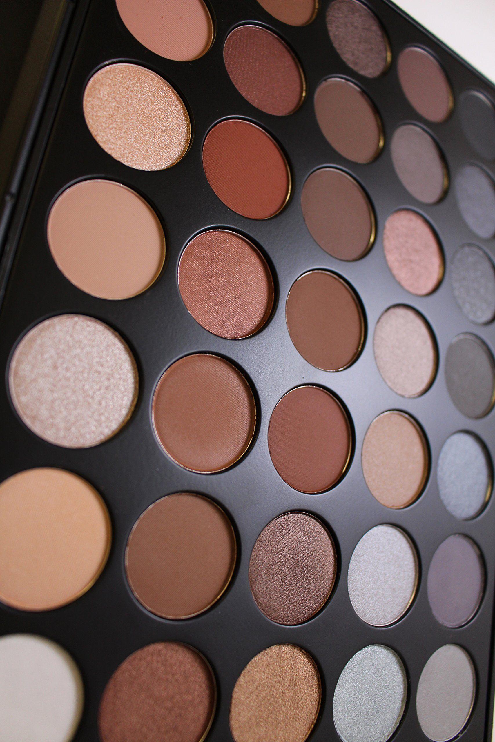 MORPHE Pro 35 Color Eyeshadow Makeup Palette Koffee