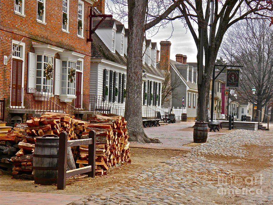 Simple but beautifulColonial Williamsburg   Colonial