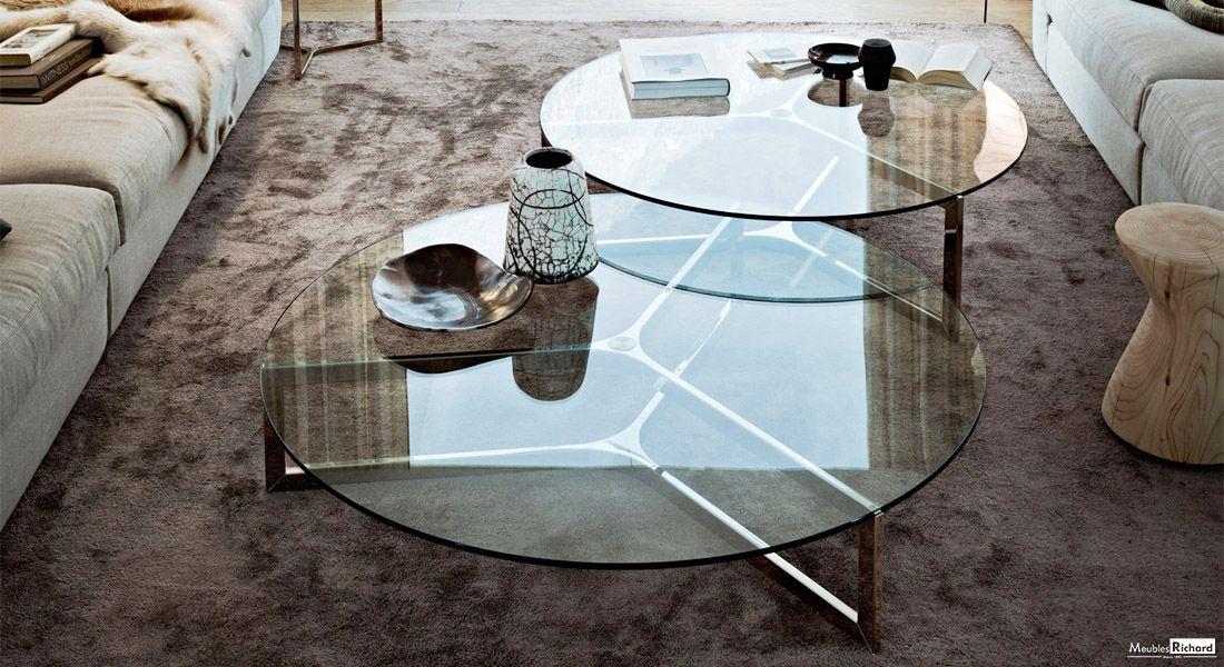 Table Basse Verre Metal Table De Salon Meubles Table Basse Verre Table De Salon Table Basse