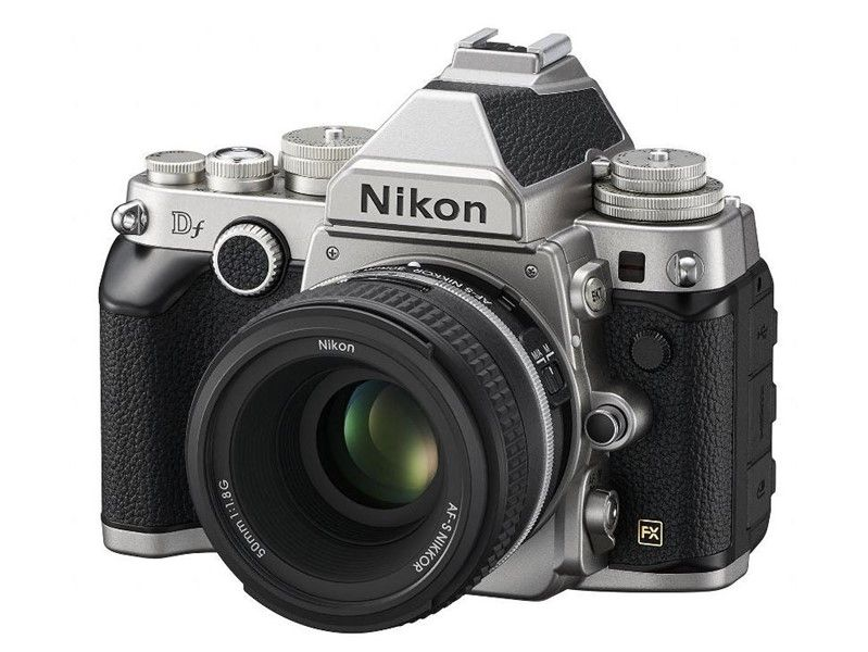 I think I'm in love...Nikon DF product photos: Digital Photography Review