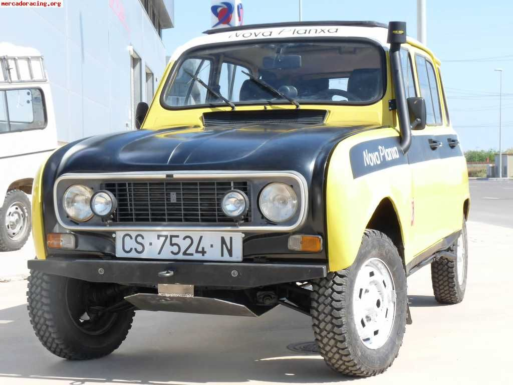 renault 4 1961 92 french cars pinterest 4x4 and renault 4. Black Bedroom Furniture Sets. Home Design Ideas