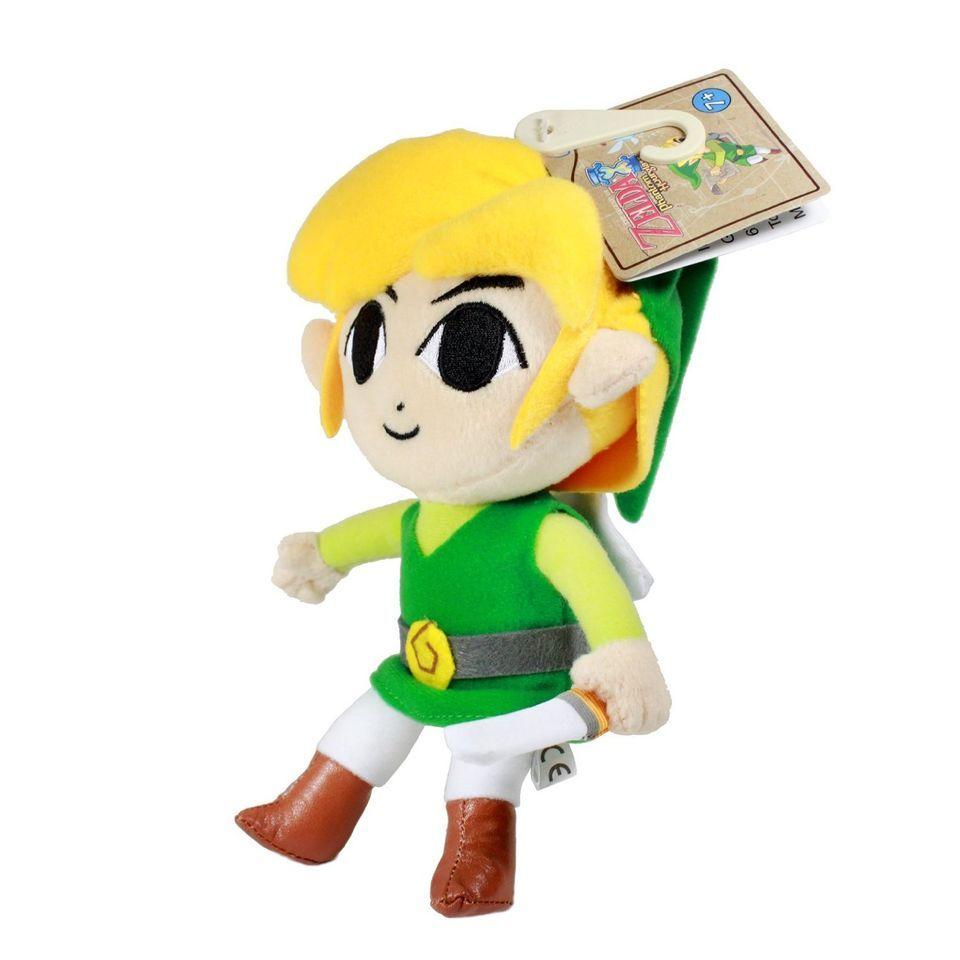 Pin By Jennifer M On Zelda For Rhett Toon Link Wind Waker Zelda Plushies