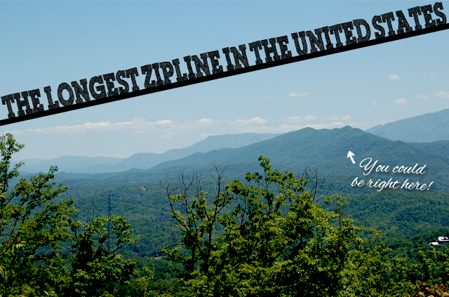 The Longest Zipline In United States Is Now Open America S Favorite Vacation Spot Pigeon Forge Tennessee We Have Best Most Amazing Views Of