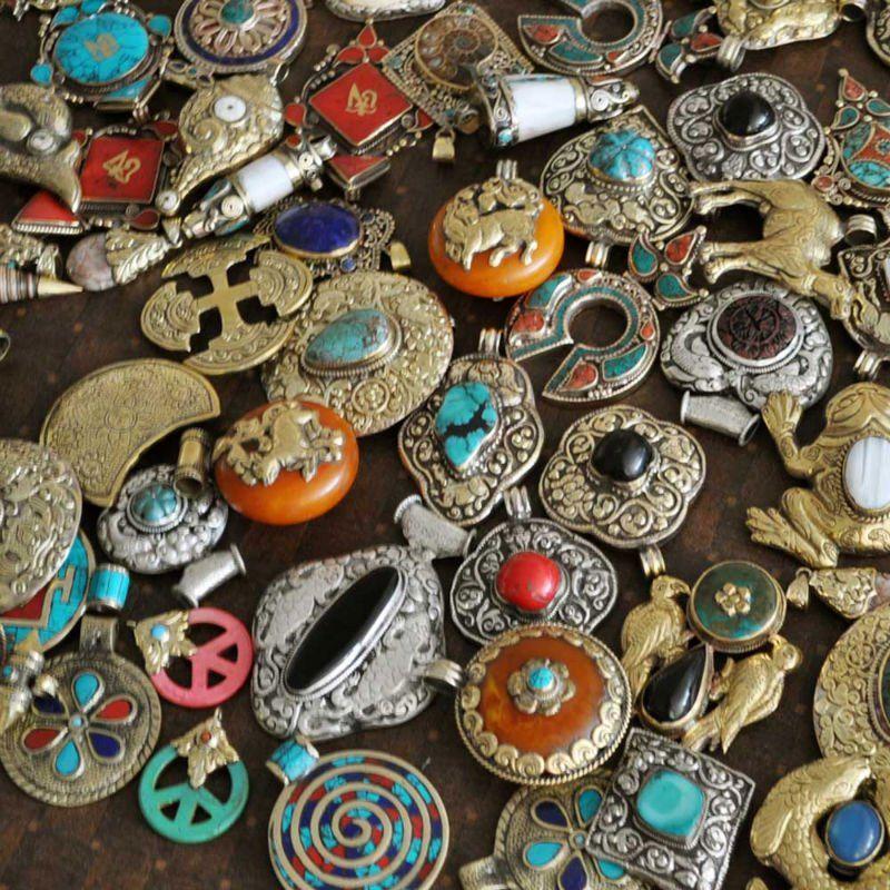 tibetan jewelry wholesale - Google Search