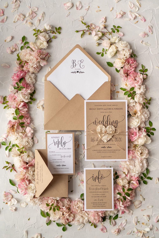 Wedding Invitations Elegant Classic 100 Cg Z Wedding Invitation Kits Wedding Invitations Uk Printing Wedding Invitations