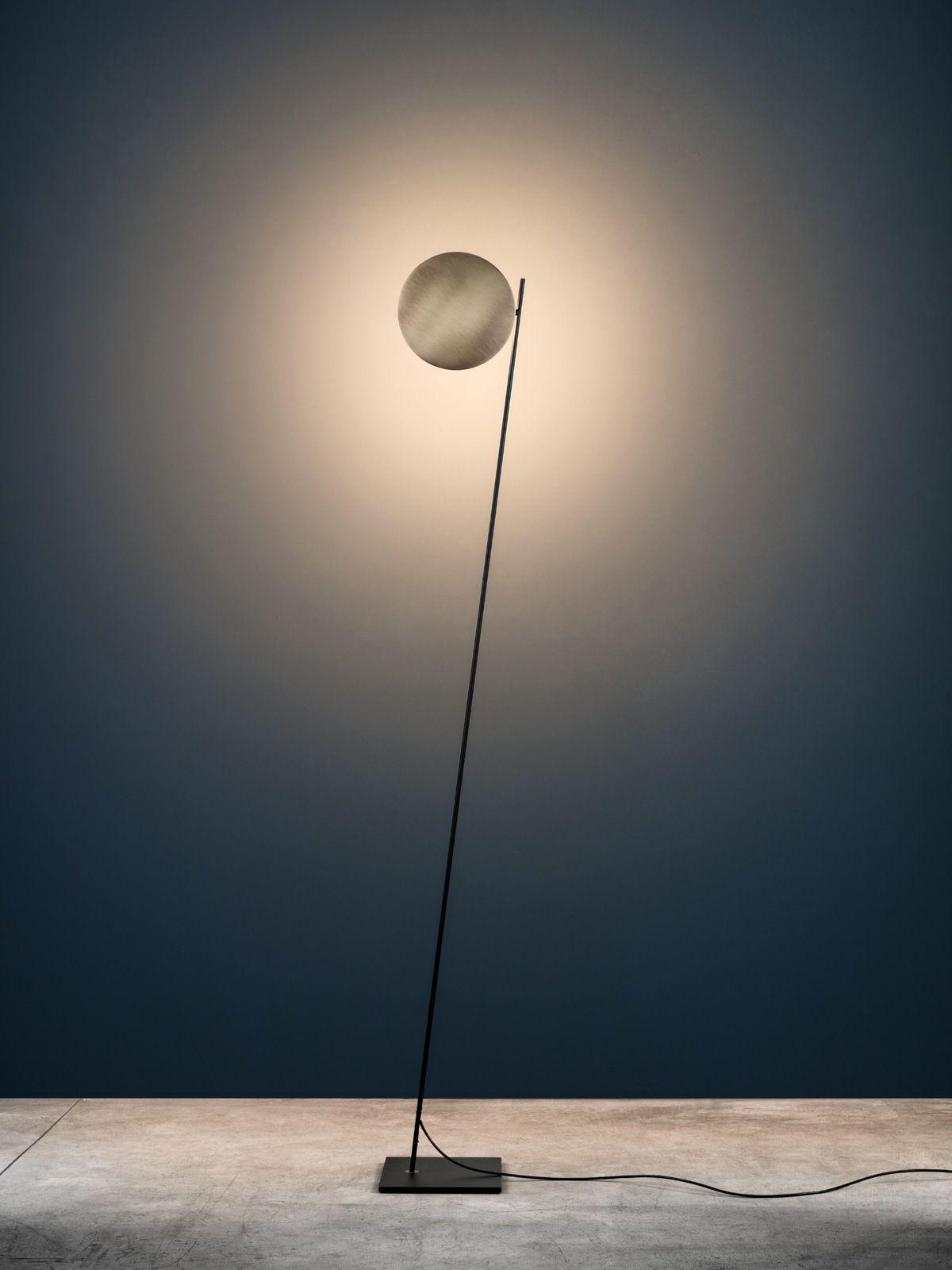 Lederam F0 Catellani Smith Catellanismith Lederam Floor Lamp Lighting Floor Lamp Industrial Style Lamps