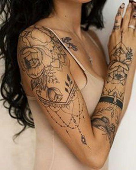 20 Tattoo Sleeve Ideas