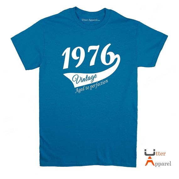1977 41st Birthday Gift For Him Or Her 41 Years Old Party