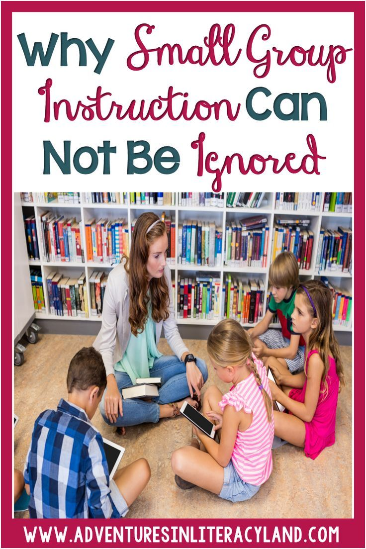 Why Small Group Instruction Can Not Be Ignored Routine Group And