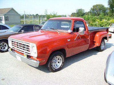 1976 dodge custom 100 pickup dodge pickups 1970 71 with 1972 1976 dodge custom 100 pickup publicscrutiny Images