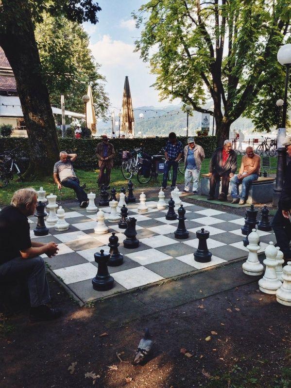 Chess Challenge   Federico Faccioli - Facfed   VSCO Grid