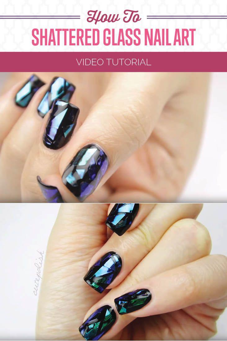 Watch Trend Alert: Holographic NailPolish video