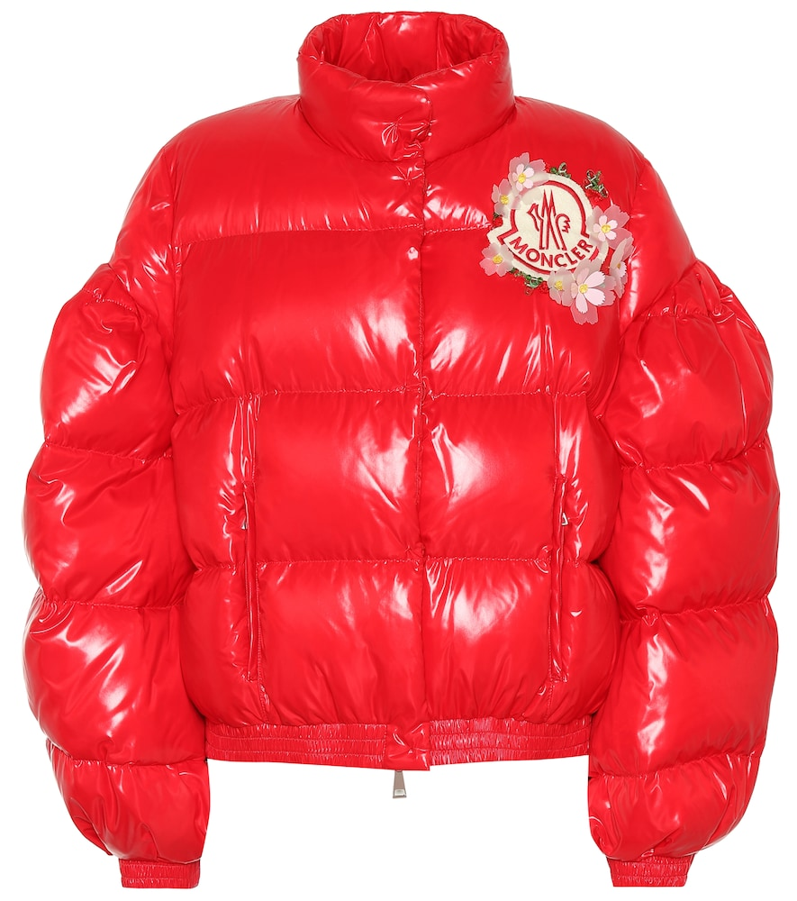 4 MONCLER SIMONE ROCHA down jacket in 2019 | Jacken und