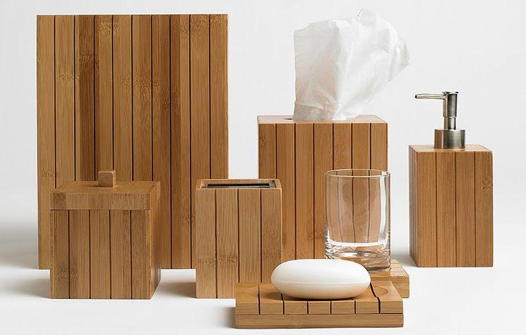 bamboo bathroom accessories – 3 | bamboo | Pinterest | Kitchenware ...