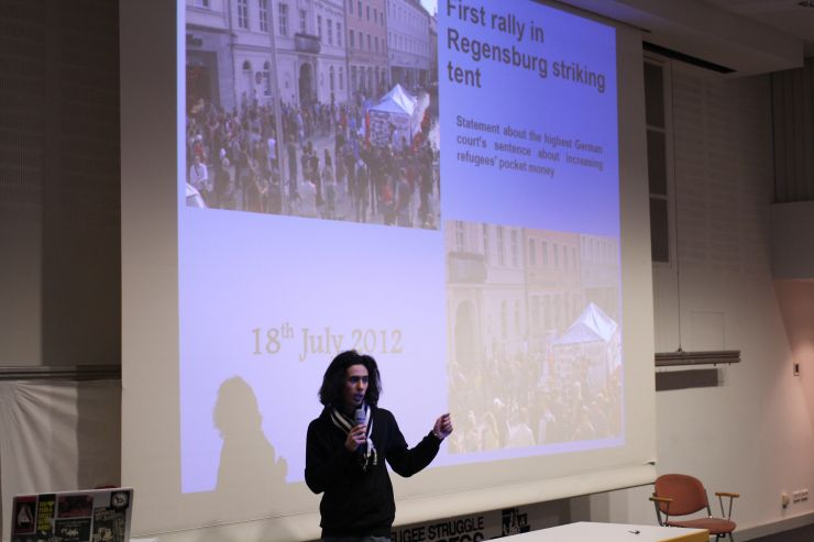 Pictures | Refugee Congress in Munich