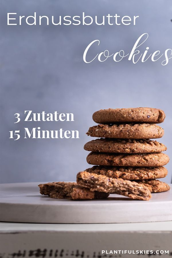 Fast healthy peanut butter date cookies - #butter #cookies #healthy #peanut - #LiberianFoodRecipes
