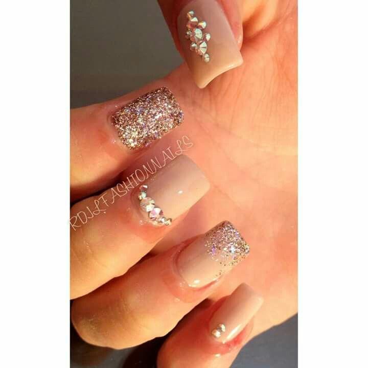 Pin by Deysii Hernandez on uñas decoradas | Pinterest | Beige