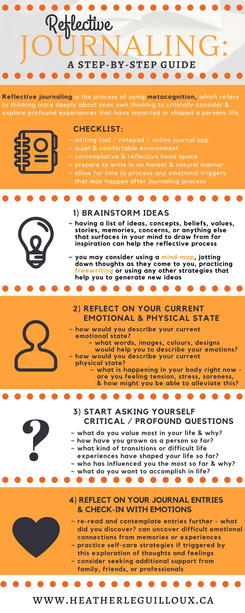 mental health reflection