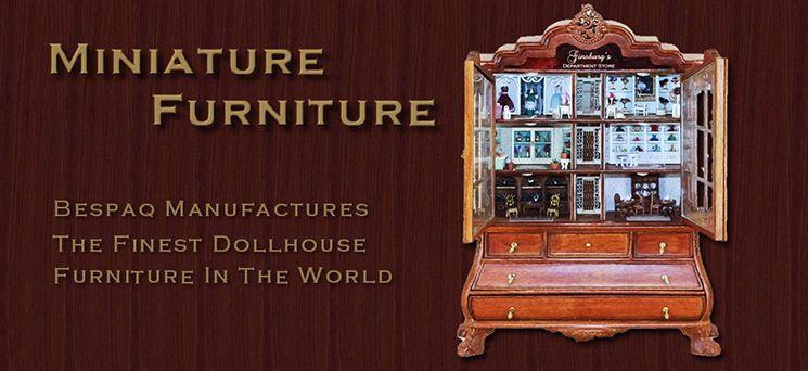 Bespaq Dutch Baby House - dollhouse for the dollhouse...