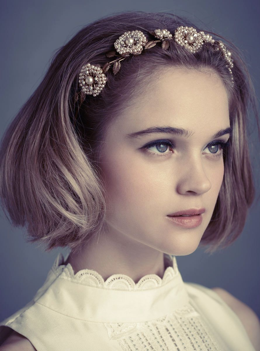 Romantic Hair Style Very Once Upon a Time Short