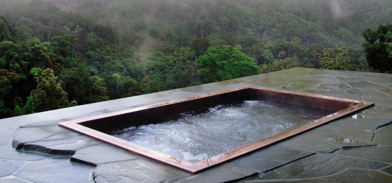 Outdoor Spas Hot Tubs Baths With Images Hot Tub Outdoor