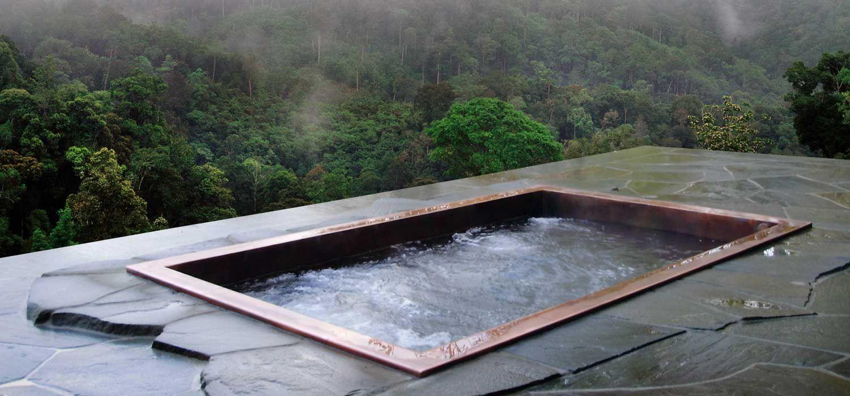 Copper Spas Hot Tubs Outdoor Spa Collection Diamond