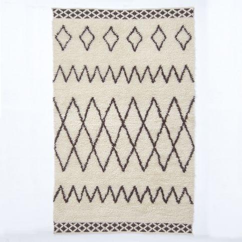 Kasbah Wool Rug Modern Rugs