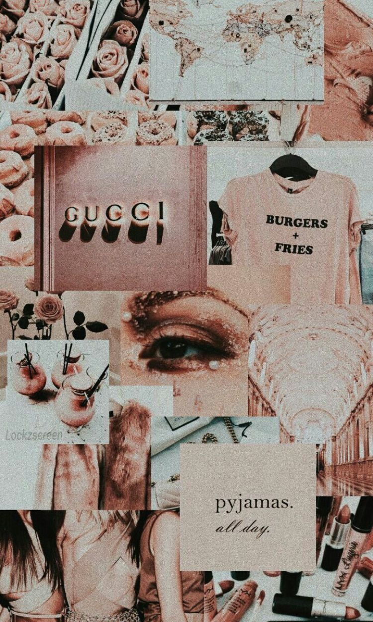 pinterest brookekaminskii Collage background, Aesthetic
