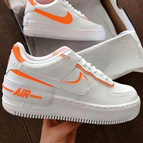 Wmns Air Force 1 Shadow Total Orange In 2020 Aesthetic Shoes Nice Shoes Custom Nike Shoes Bunun yanı sıra, air force beyaz, air force 1 siyah, nike air force shadow modelleri, air force 1 sneaker modelleri ve nike ayakkabı air force sayesinde sportif faaliyetlerinizde maksimum performans elde edebileceksiniz. pinterest