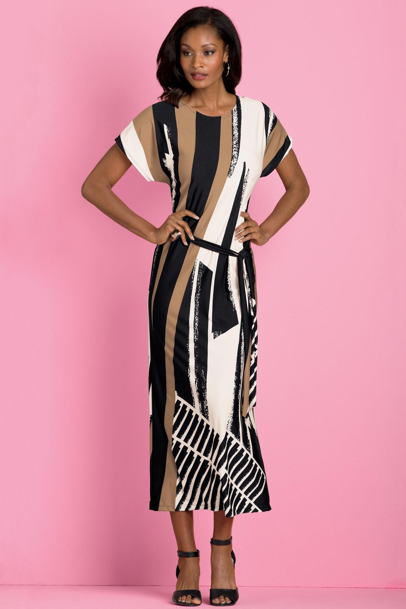 Dolman sleeve maxi dress unique u bold womenus clothing from