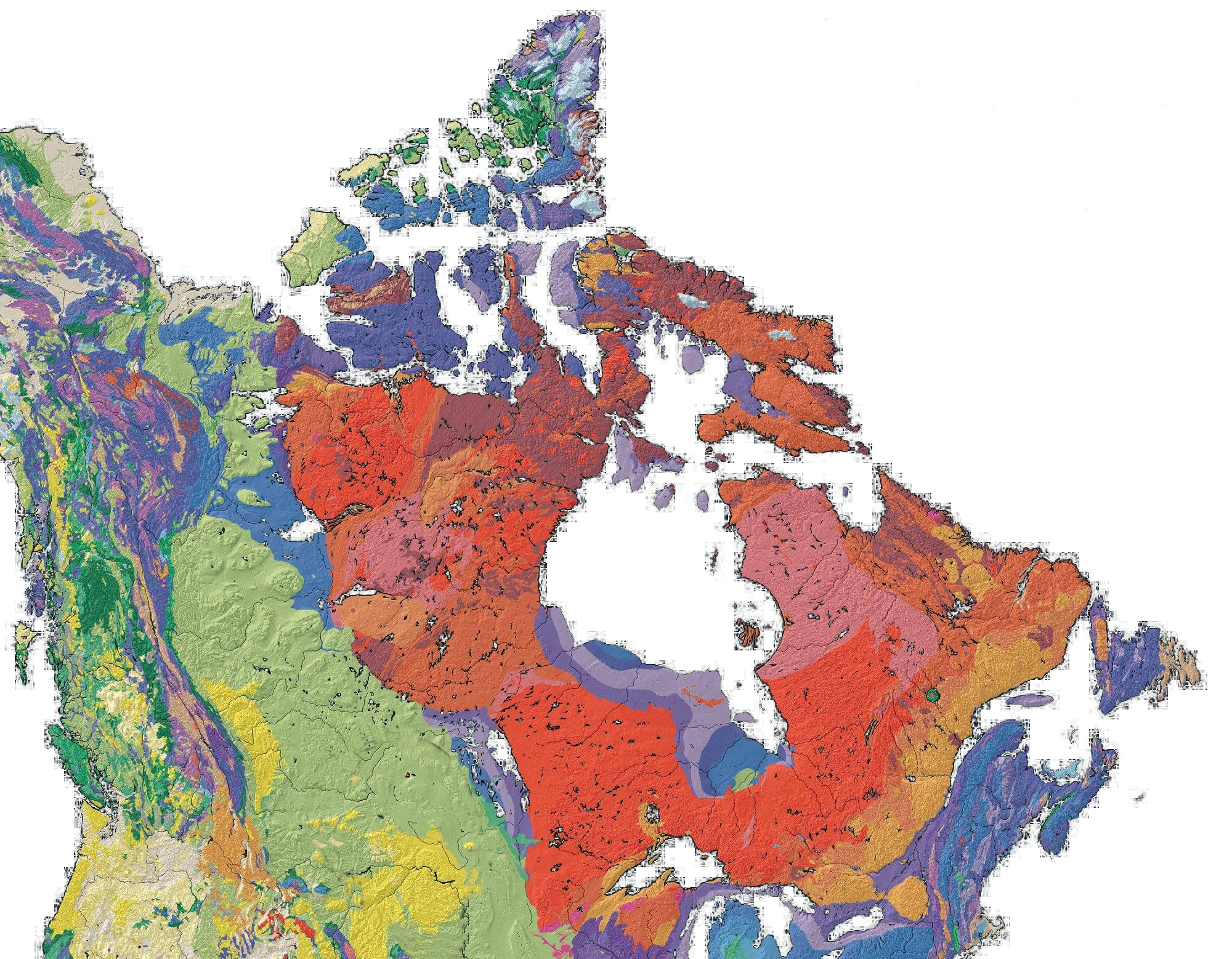 Worksheet. map of Canada