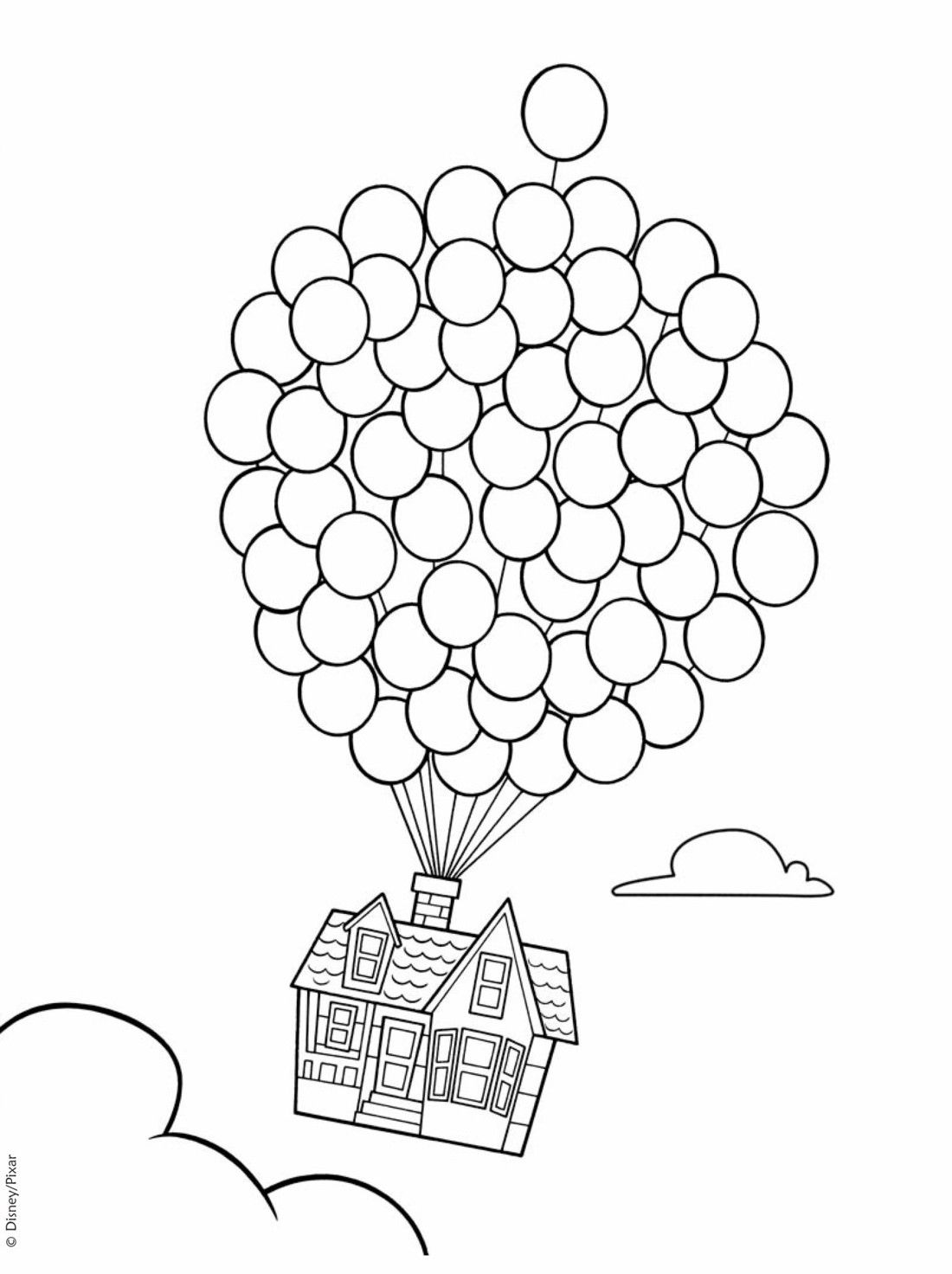 Up For Children Funny Free Up Coloring Page To Print And Color From The Gallery Up Just Colo Space Coloring Pages Cute Coloring Pages Easy Coloring Pages