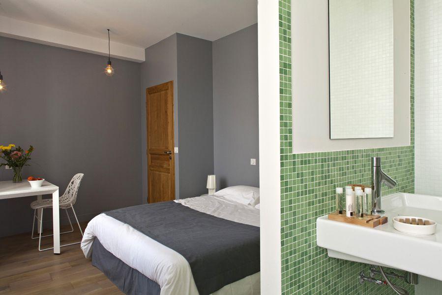 Best Chambre Verte Et Blanche Photos - Design Trends 2017